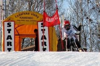 Závody SP 2009 Jablonec nad Jizerou