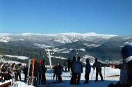 Ski areál Šachty