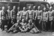 Hasičský sbor 1949